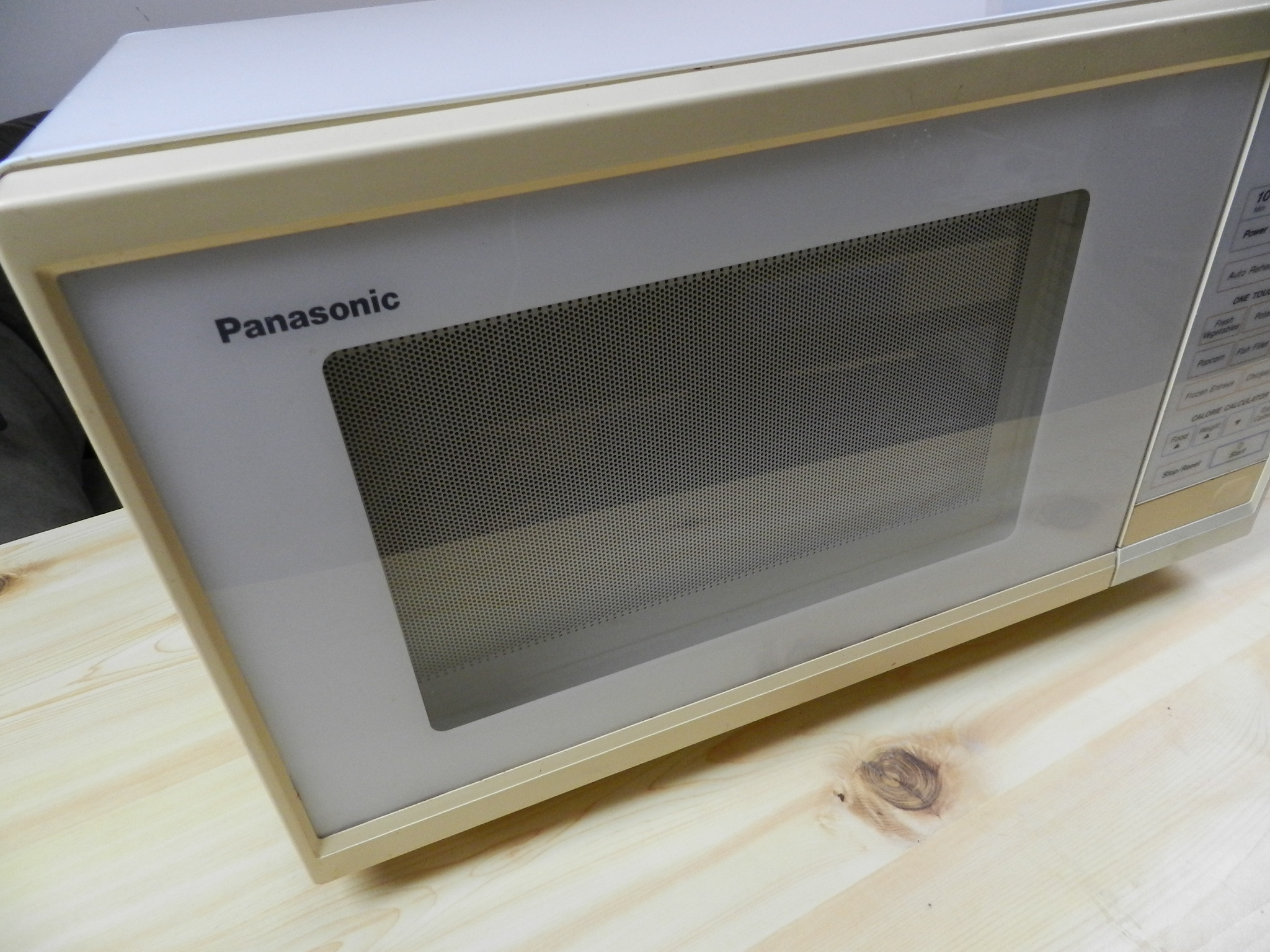 $19 - Panasonic Counter Top Microwave Oven - 800W